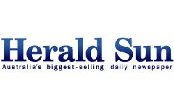 herald sun logo